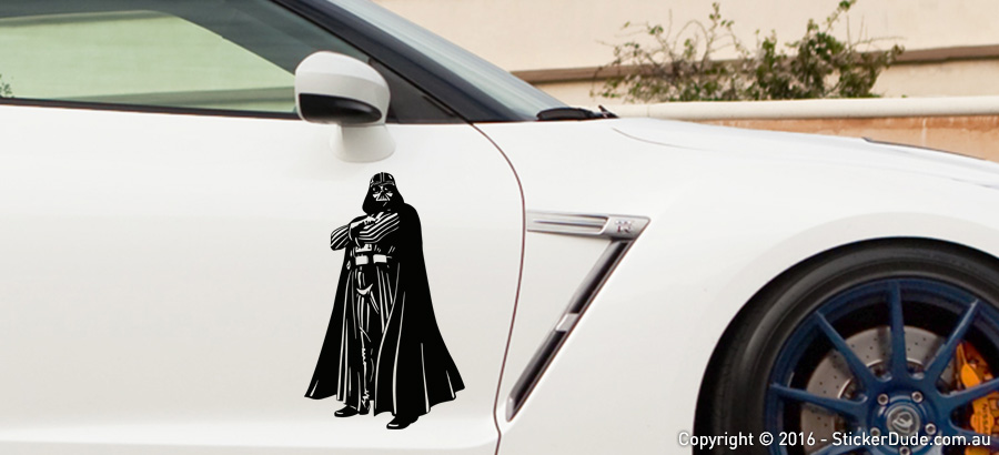 StarWars - Darth Vader 4 Sticker/Decal | Stickerdude